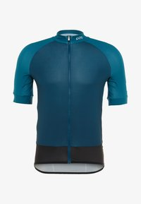 POC - ESSENTIAL ROAD - T-shirt imprimé - antimony multi blue - 7