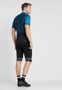 POC - ESSENTIAL ROAD - T-shirt imprimé - antimony multi blue - 2