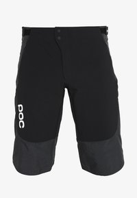 POC - RESISTANCE ENDURO SHORTS - Sports shorts - uranium black - 3