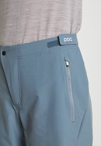 POC - ESSENTIAL ENDURO SHORTS - kurze Sporthose - calcite blue - 3