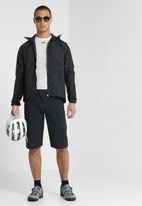 POC - ESSENTIAL ENDURO SHORTS - Sports shorts - uranium black - 1