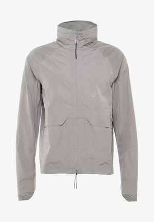 COMMUTER WIND - Windbreaker - aluminium grey