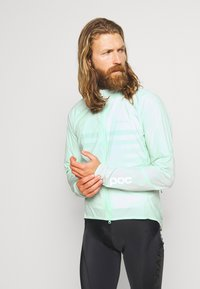 POC - PURE LITE SPLASH JACKET - Windbreaker - apophyllite green - 0