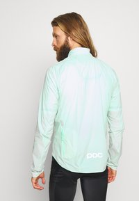 POC - PURE LITE SPLASH JACKET - Windbreaker - apophyllite green - 2