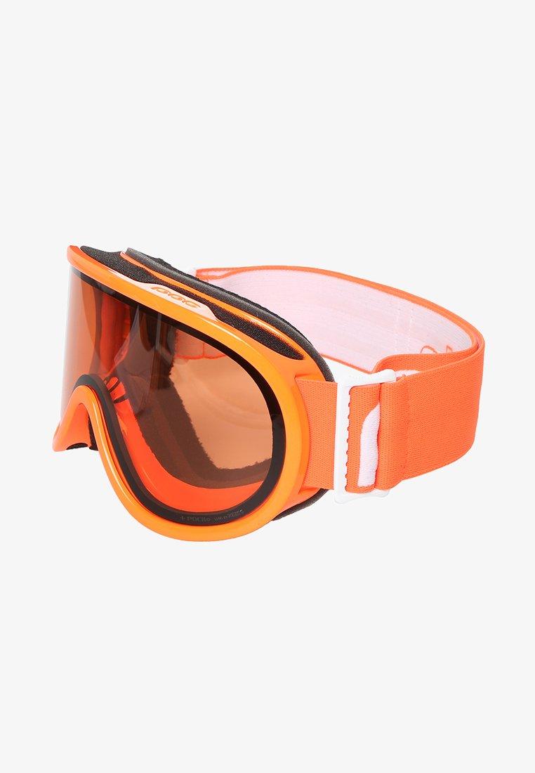 POC - Sportsbriller - zink organge