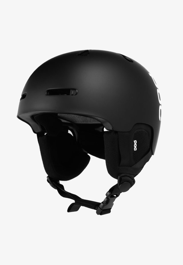 AURIC CUT - Casco - matt black