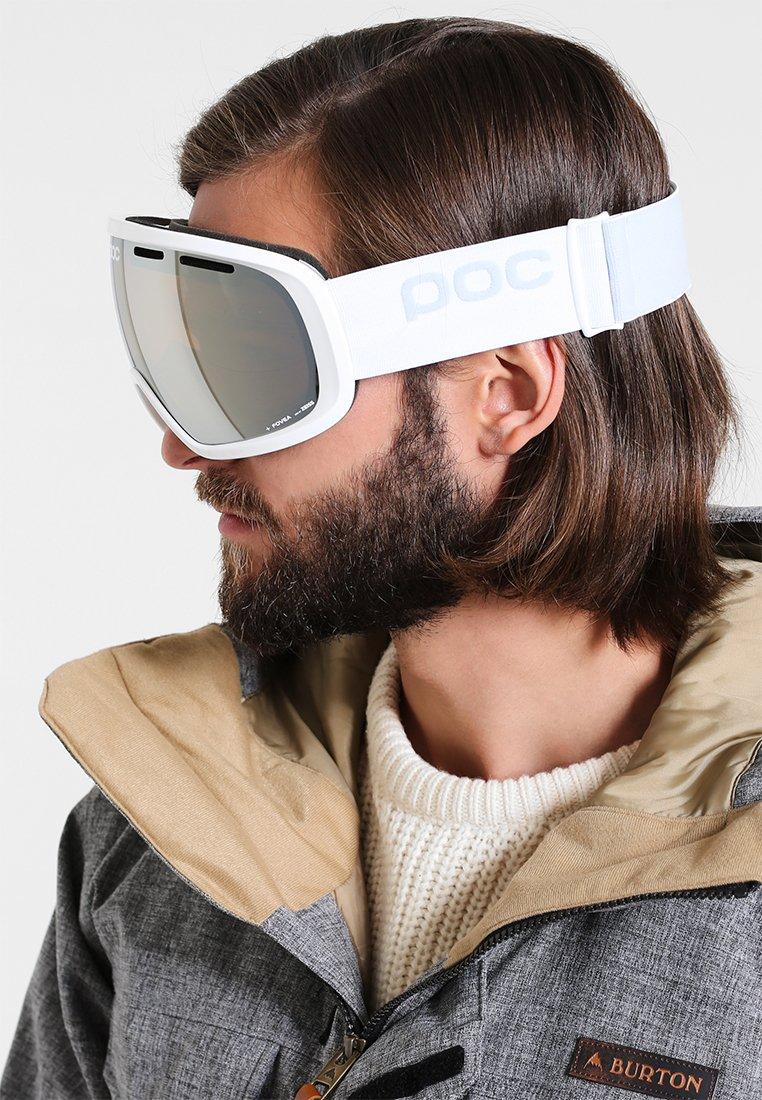 POC - FOVEA - Lyžařské brýle - hydrogen white