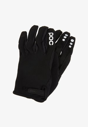RESISTANCE ENDURO - Gloves - uranium black