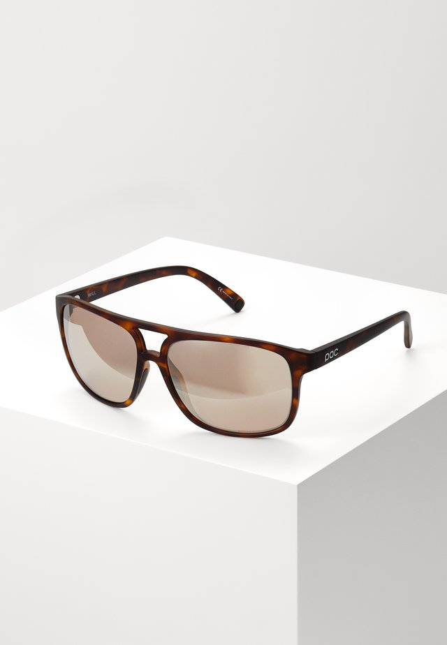 WILL - Zonnebril - tortoise brown