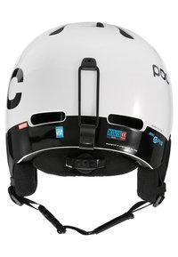 POC - AURIC CUT BACKCOUNTRY SPIN - Kask - hydrogen white - 3