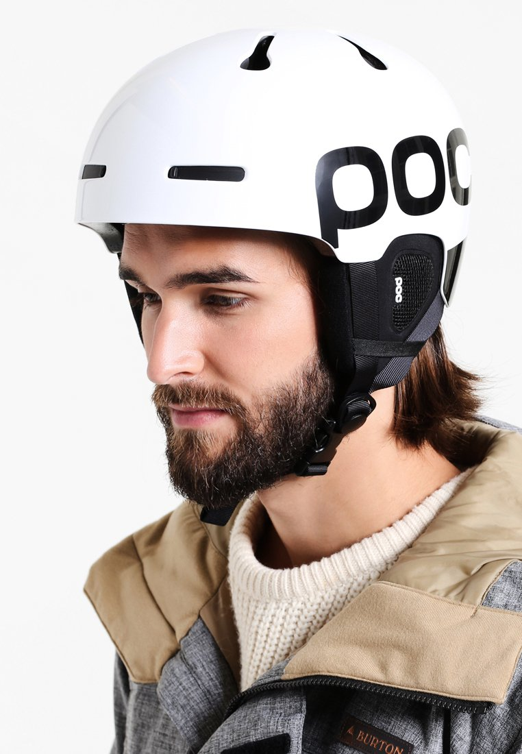 POC - AURIC CUT BACKCOUNTRY SPIN - Kask - hydrogen white