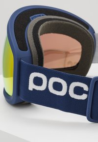 POC - FOVEA CLARITY - Masque de ski - lead blue/spektris orange - 2