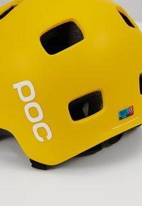 POC - CRANE - Helm - sulphite yellow - 5