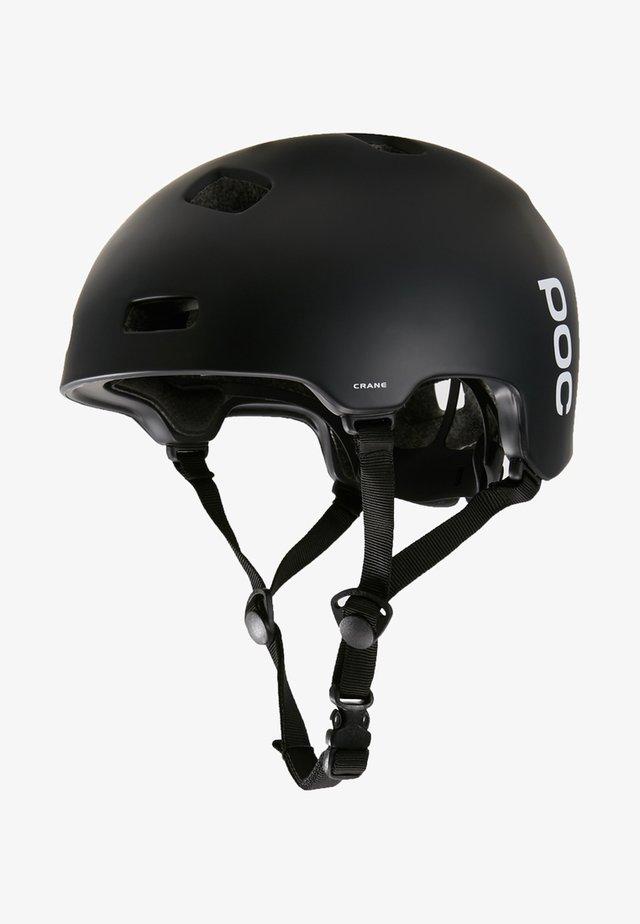CRANE - Helm - matt black