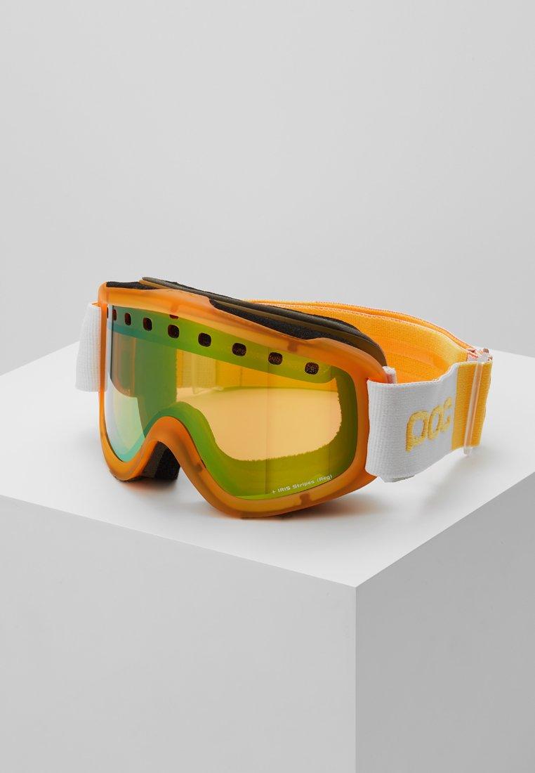POC - IRIS STRIPES - Skibriller - zink orange