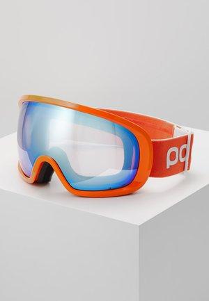 FOVEA CLARITY COMP - Ski goggles - zink orange/spektris blue