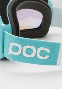 POC - FOVEA CLARITY COMP - Masque de ski - tin blue/spektris pink - 2