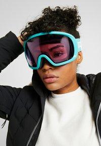 POC - FOVEA CLARITY COMP - Masque de ski - tin blue/spektris pink - 5