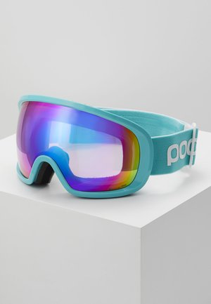 FOVEA CLARITY COMP - Gogle narciarskie - tin blue/spektris pink