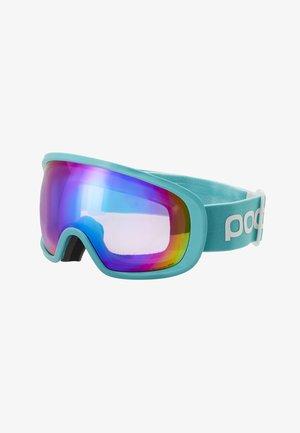 FOVEA CLARITY COMP - Ski goggles - tin blue/spektris pink