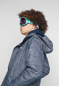 POC - FOVEA CLARITY COMP - Masque de ski - tin blue/spektris pink - 1