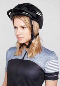POC - OMNE AIR RESISTANCE SPIN - Helmet - uranium black - 1