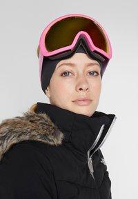 POC - FOVEA MID CLARITY - Masque de ski - actinium pink/spektris orange - 3