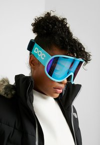 POC - RETINA BIG CLARITY COMP JULIA - Masque de ski - spektris blue - 4
