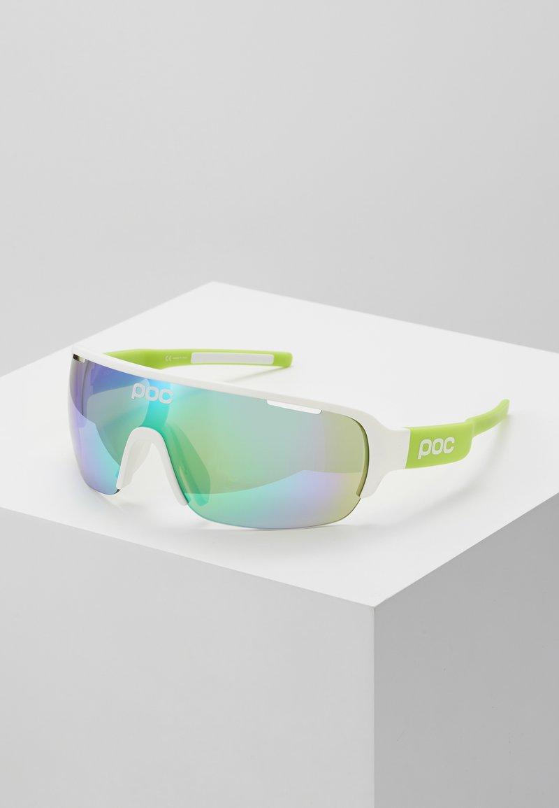 POC - DO HALF BLADE - Sunglasses - hydrogen white/cannon green