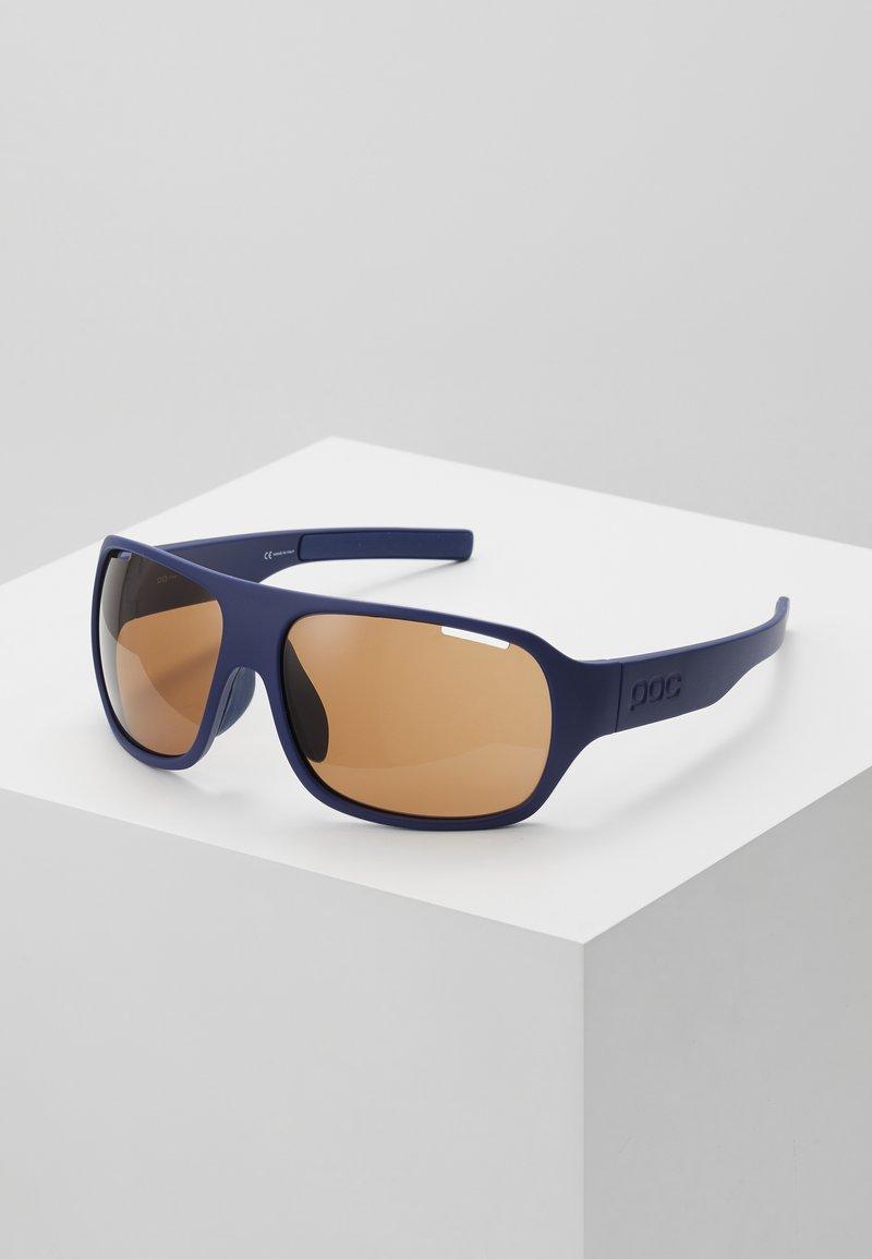 POC - DO FLOW - Okulary przeciwsłoneczne - lead blue