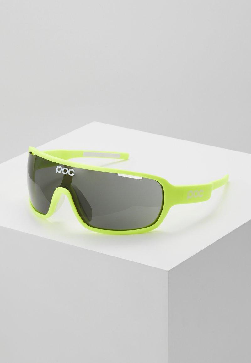 POC - DO BLADE - Sunglasses - lead blue translucent