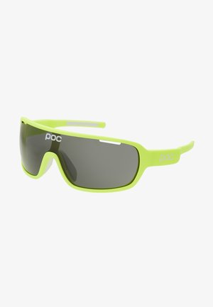 DO BLADE - Sonnenbrille - lead blue translucent