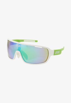 DO BLADE - Sonnenbrille - hydrogen white/cannon green