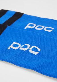 POC - ESSENTIAL MID LENGTH SOCK - Sportsocken - azurite multi blue - 2