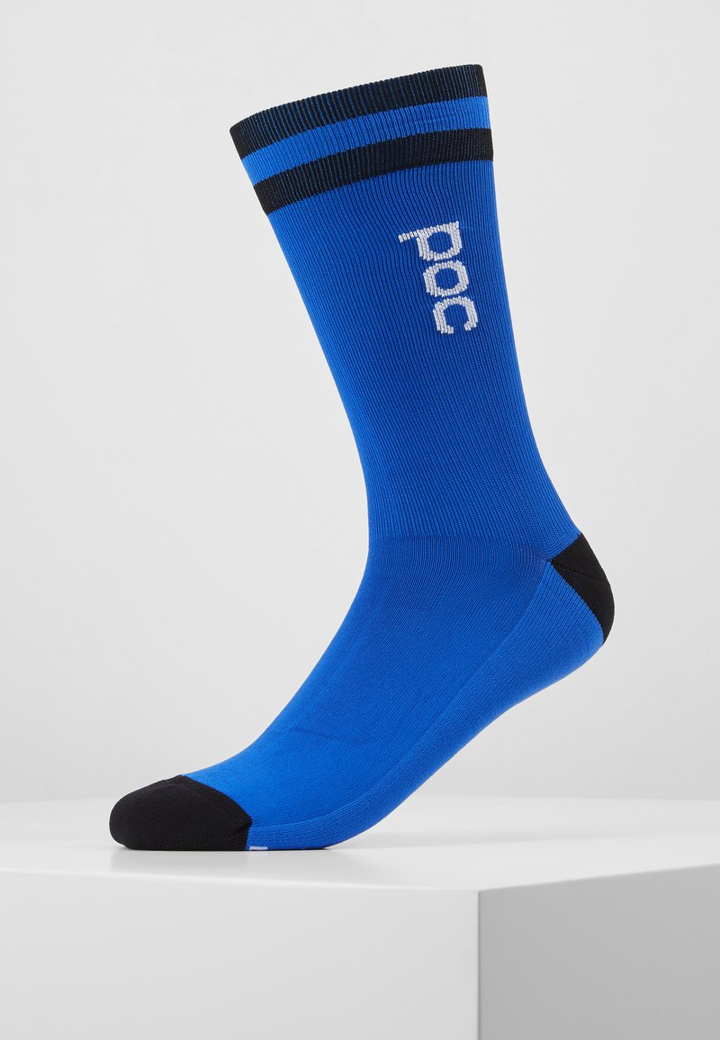POC - ESSENTIAL MID LENGTH SOCK - Sportsocken - azurite multi blue