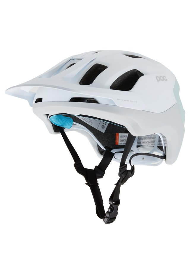 AXION SPIN - Casco - hydrogen white/apophyllite green matt