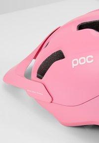 POC - AXION SPIN - Helm - actinium pink matt - 2