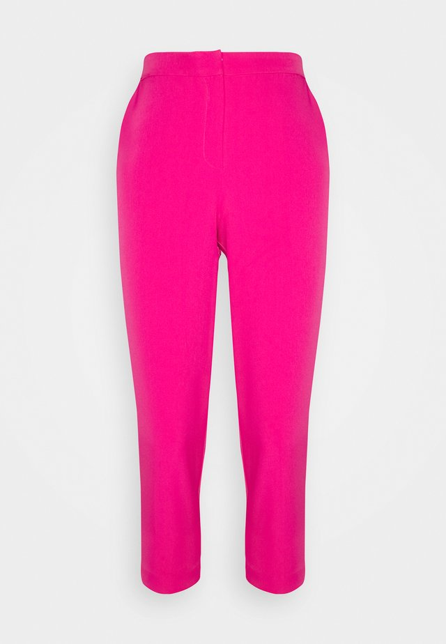 PINK CIGARETTE - Trousers - pink