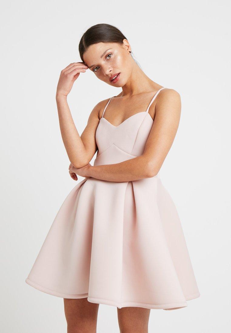 Miss Selfridge Petite - PROM DRESS - Cocktail dress / Party dress - nude