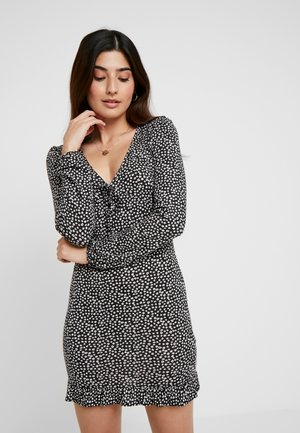 DITSY FLORAL TEA DRESS - Vestito di maglina - multi