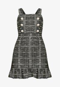 Miss Selfridge Petite - PINNY DRESS - Stickad klänning - mono - 5