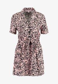 Miss Selfridge Petite - PRINTED RESS - Shirt dress - pink - 5