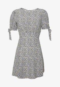 Miss Selfridge Petite - TIE SLEEVE DITSY TEA DRESS - Day dress - multi - 4
