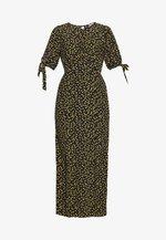 PRINT MIDAXIDRESS - Maxi dress - black