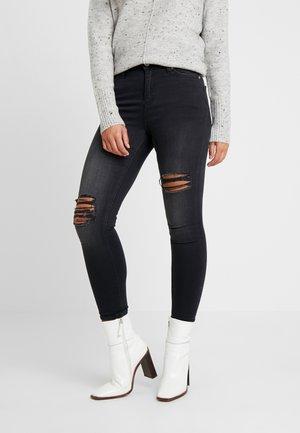 KNEE RIP - Jeans Skinny Fit - black