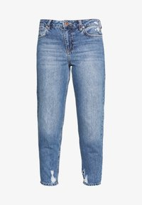 Miss Selfridge Petite - ARLO - Vaqueros pitillo - blue - 3