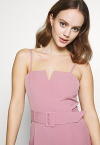 Miss Selfridge Petite - STRUCTURED BELTED - Overal - pink - 3