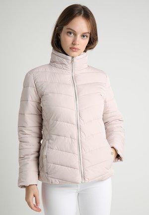 COLLAR - Zimní bunda - oyster