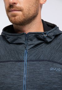 PYUA - SHOAL - Training jacket - navy blue - 3