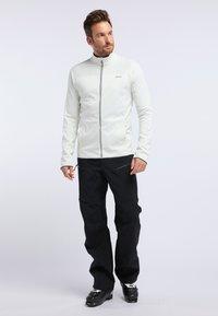 PYUA - PRIDE - Training jacket - foggy white - 1